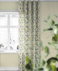 gardin grönska mönster Hasta