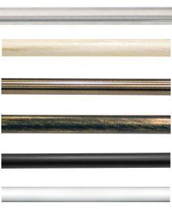 Förlängningsrör gardinstång 16-19 mm