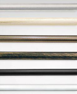 Förlängningsrör gardinstång 16-19 mm Hasta