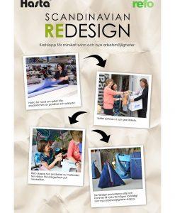 Redesign hållbarhet Hasta Refo kretslopp