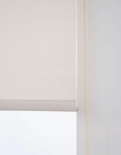 Rullgardin Screen beige bottenlist