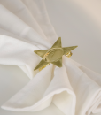 dekorklämma Servettring Stjärna Hasta