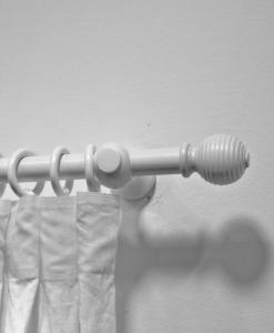Ändknopp trä, Hans 28mm