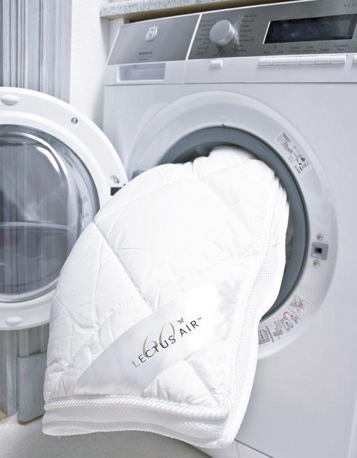 Lectus air bäddmadrass tvättmaskin