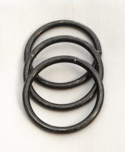 Gardinring svart 55/67 mm, Hasta