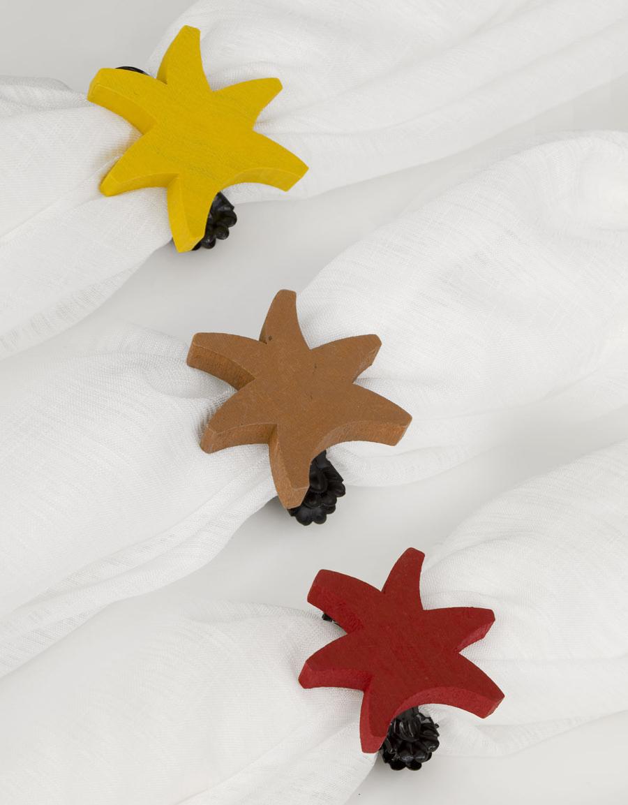 Dekorklämma trä sjöstjärna, Hasta