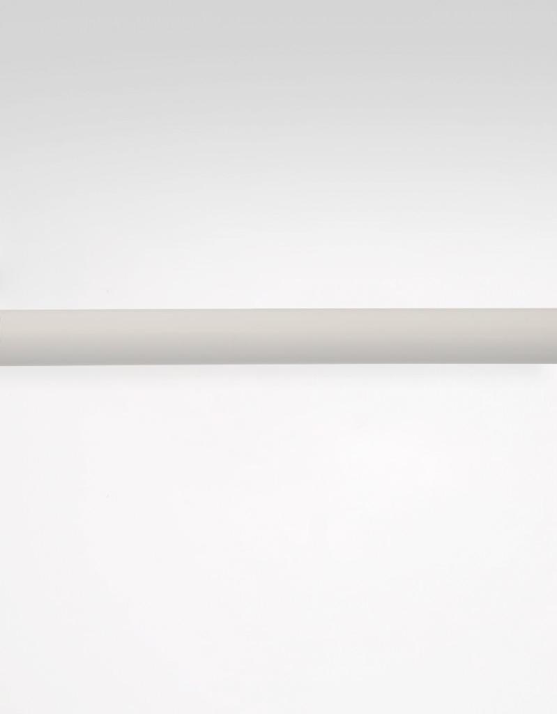 Gardinstång vit 200 cm Hasta