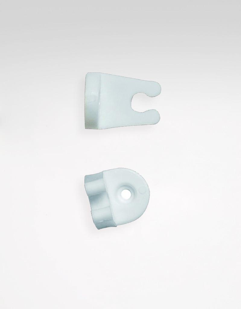 Vridstångshållare inkl. skruv till mellanglaspersienn Hasta