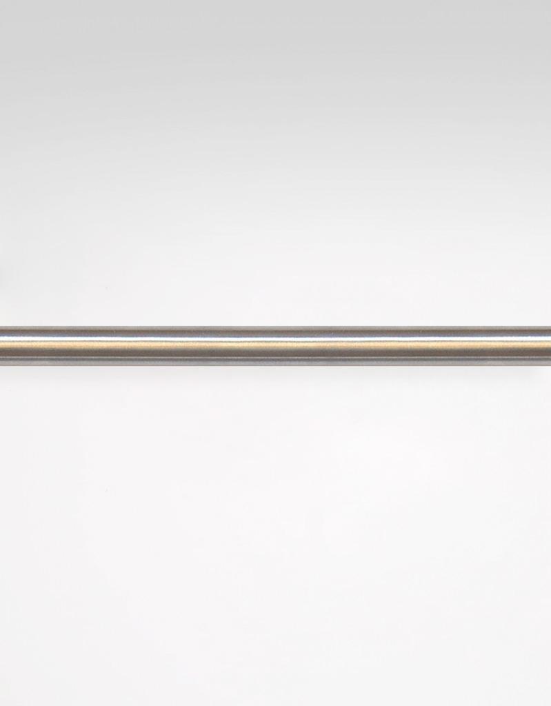 Gardinstång rostfritt stål Hasta