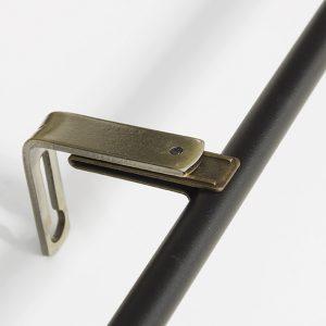 Stångfäste Clips, 11/13 mm