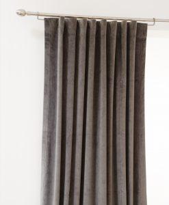 Panelhängare för 20 mm stång, stål