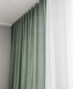 Hotellgardin Grön måttillverkad Hasta