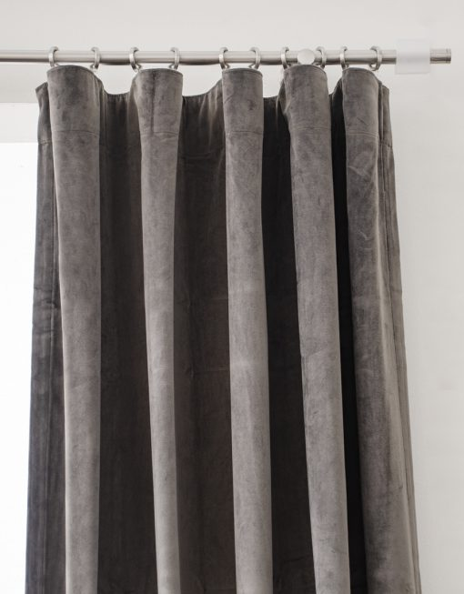 Gardinstång Infront Square Frost, rostfritt stål