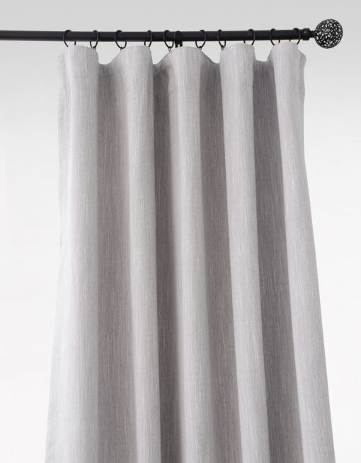 Gardin Yeda, mörkläggande 100%, ljusgrå