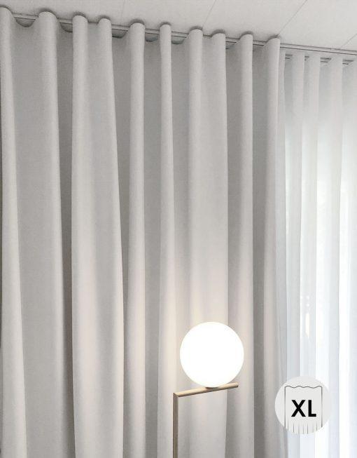 Gardin Good Night, mörkläggande, extra höjd & bredd, vit