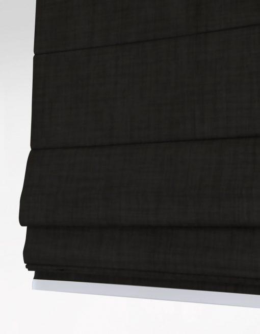Mörkläggande hissgardin Lectus, svart