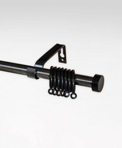Gardinstång 11/13 mm, reglerbar 170-330 cm