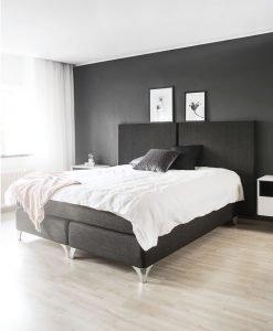 Sänggavel lectus Square