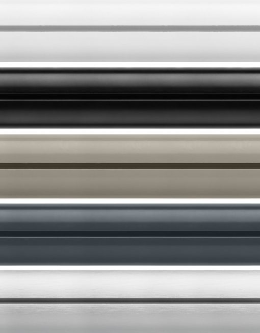 Gardinskena Superellipse färger